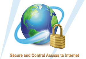 Secure and Control Access to Internet